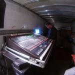 The Sound Genius at work